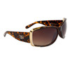 Wholesale Women's Designer Sunglasses - DE5037 Tortoise w/Gold