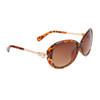 Wholesale DE™ Rhinestone Sunglasses - Style #DE157 Tortoise