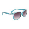 Bulk Fashion Sunglasses - Style #33916 Blue