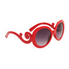 Lady Gaga Fashion Wholesale Sunglasses - Style #34114 Red