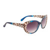 Wholesale Vintage Cat Eye Sunglasses - Style #DE737 Blue