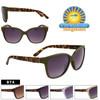 Women's Horn Rim Fashion Sunglasses - Style #874