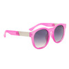 Women's Fashion Sunglasses- Style #6124 Hot Pink