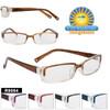 Plastic Reading Glasses in Bulk - R9084