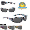 Camouflage Kids Sunglasses - Style #8231 (Assorted Colors) (12 pcs.)