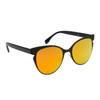 Bulk Cat Eye Sunglasses - Style #6168 Black/Gold