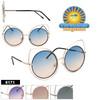 Women's Fashion Sunglasses - Style #6171