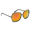 Bulk Sunglasses - Style #6173 Black/Gold