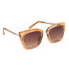Women's Fashion Sunglasses - Style #6172 Beige