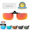 Clip On Sunglasses Wholesale with Polarized Lens 8269