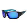 Polarized Xsportz™ Wholesale Sunglasses  - Style XS8010 Black/Blue