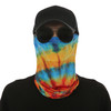 Tie-Dye Design Face Mask UV Protective (6 pcs.)