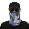 Blue Camo Design Face Mask UV Protective (6 pcs.)