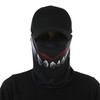 Monster Teeth Design Face Mask UV Protective (6 pcs.)