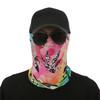 Colorful Pot Leaf Design Face Mask UV Protective (6 pcs.)