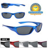 Super Sporty Kids Sunglasses.  This styles comes in 6 great colors!