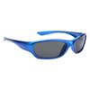 Blue frames with black lenses