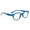 Blue colored Cat Eye Framed Readers