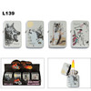 Lighters Wholesale with Wolves L139