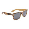 Animal Print California Classics Sunglasses 25413 Beige