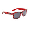 Animal Print California Classics Sunglasses 25413 Red