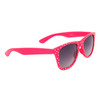 Polka Dot Wholesale Classics Sunglasses with Pink Frames and White Dots Item # 25812