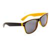 Classic California Classics Sunglasses by the Dozen - Style #26512 Black/Yellow