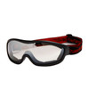 Wholesale Goggles Xsportz™ - Style # G619  Red with Clear Lens