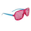 Wholesale Shutter Shades 557 Magenta & Blue Frame