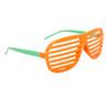 Wholesale Shutter Shades 557 Orange & Green Frame