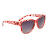 Wholesale Fashion DE™ Sunglasses - DE601 Red Striped