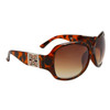 DE534 Women's Fashion Sunglasses Tortoise Frames