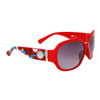 Fashion Sunglasses DE562 Red Frame Color