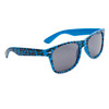 Animal Print California Classics Sunglasses 9014 Blue