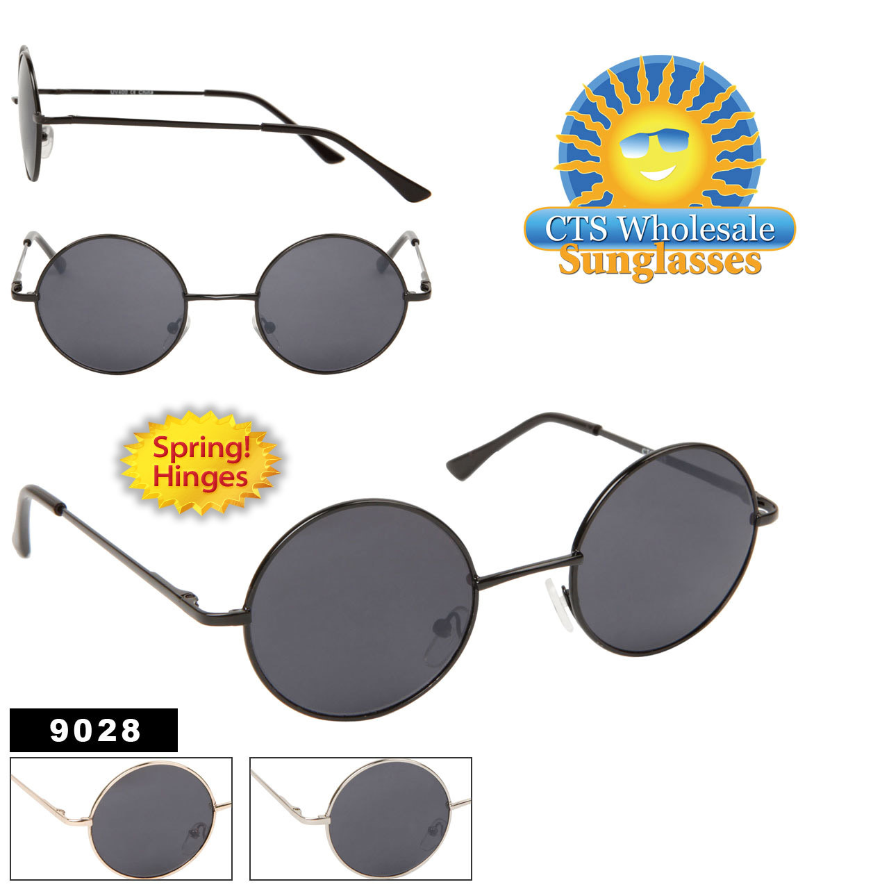 John Lennon Sunglasses #9028