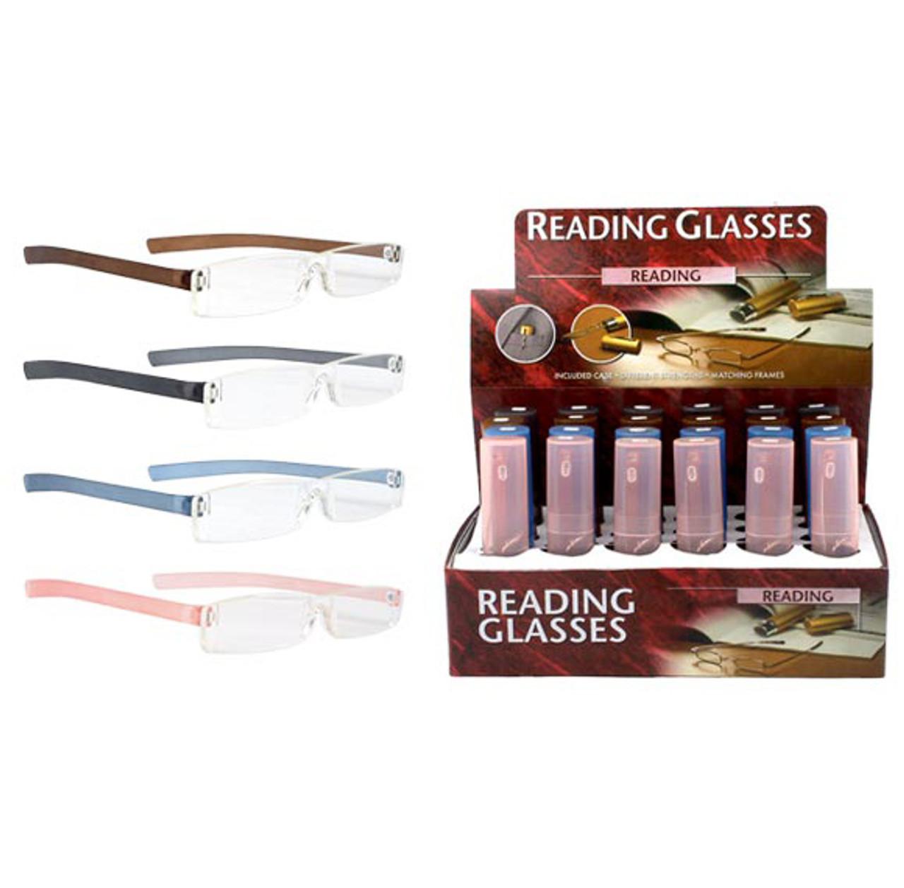 Wholesale Readers | 24 pair