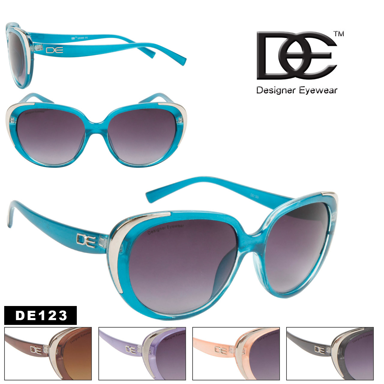 Designer Sunglasses Wholesale DE123