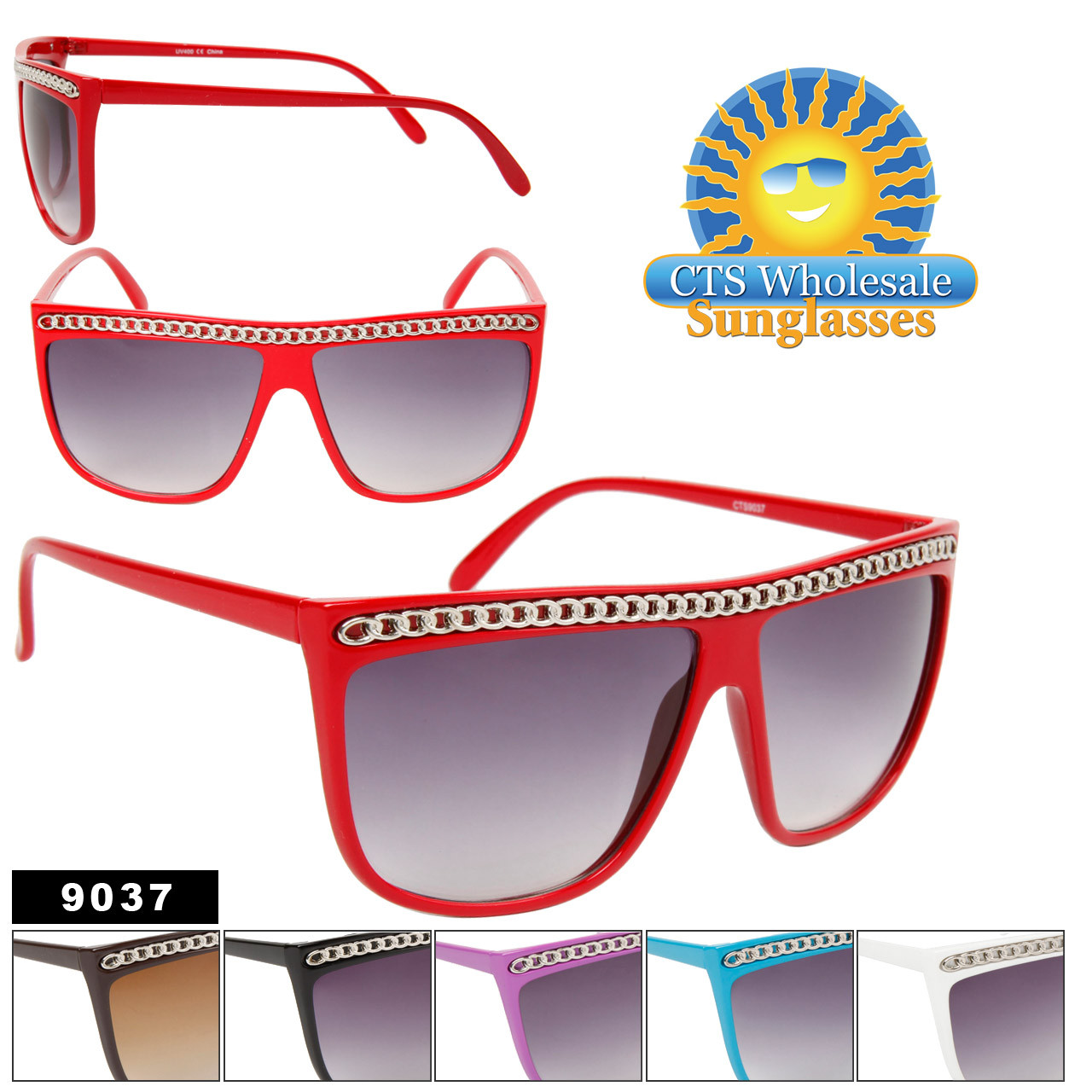 Lady Gaga Inspired Fashion Sunglasses #9037