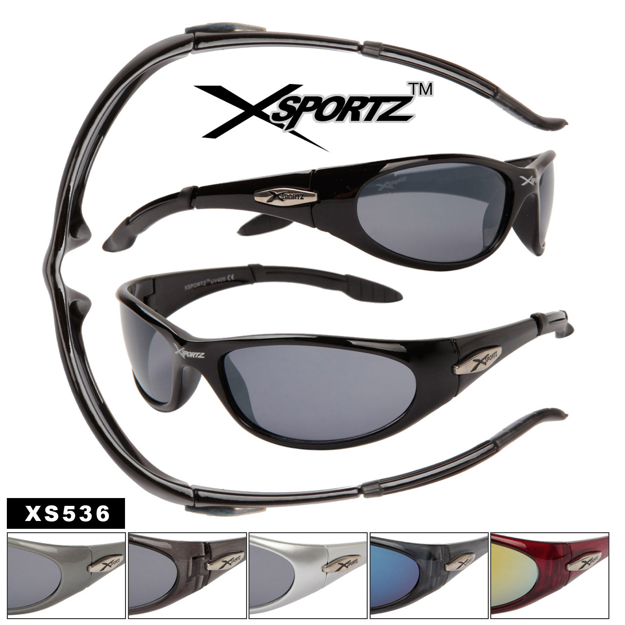 XS536 Xsportz Wholesale Sunglasses great style for men