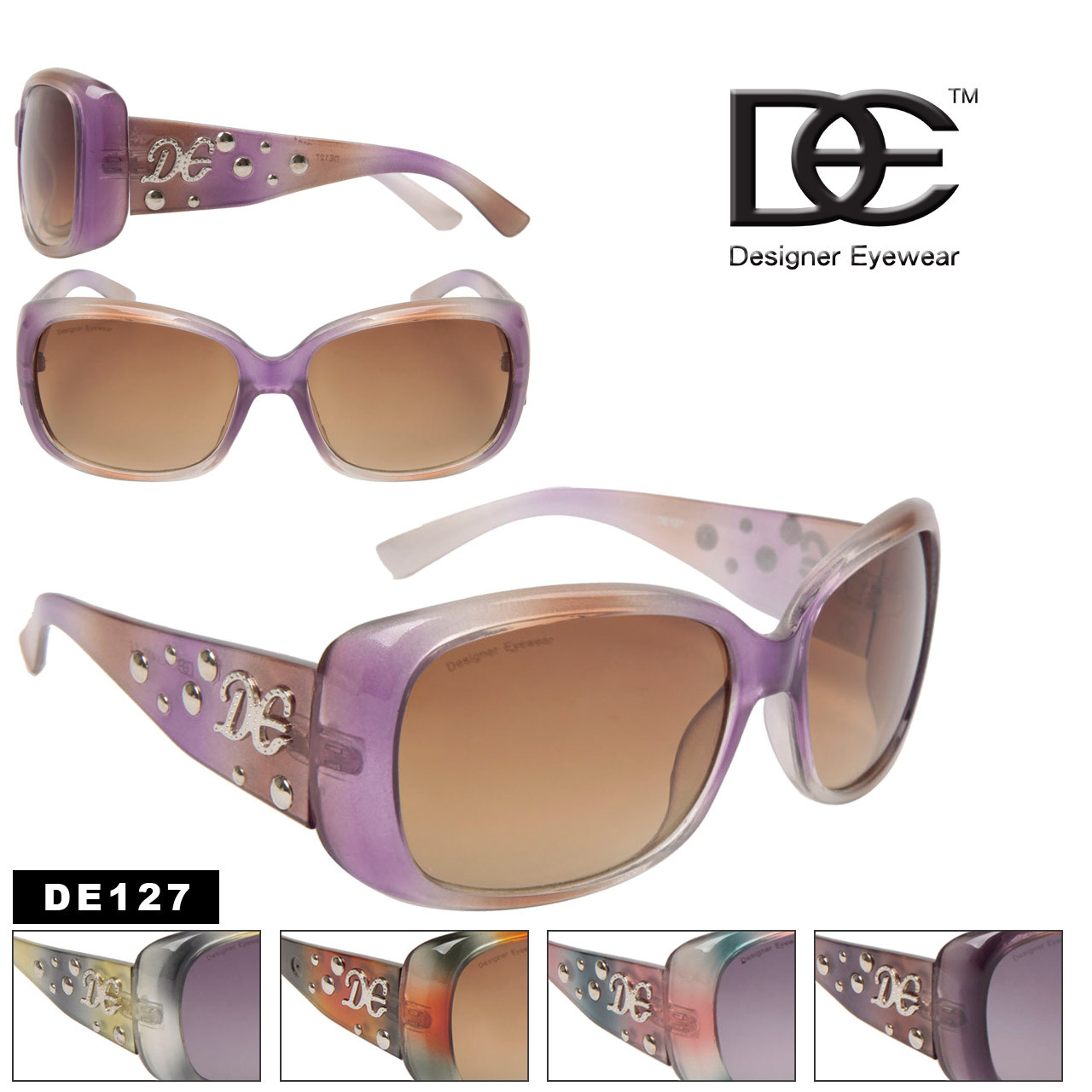 DE127 Designer Sunglasses for Ladies