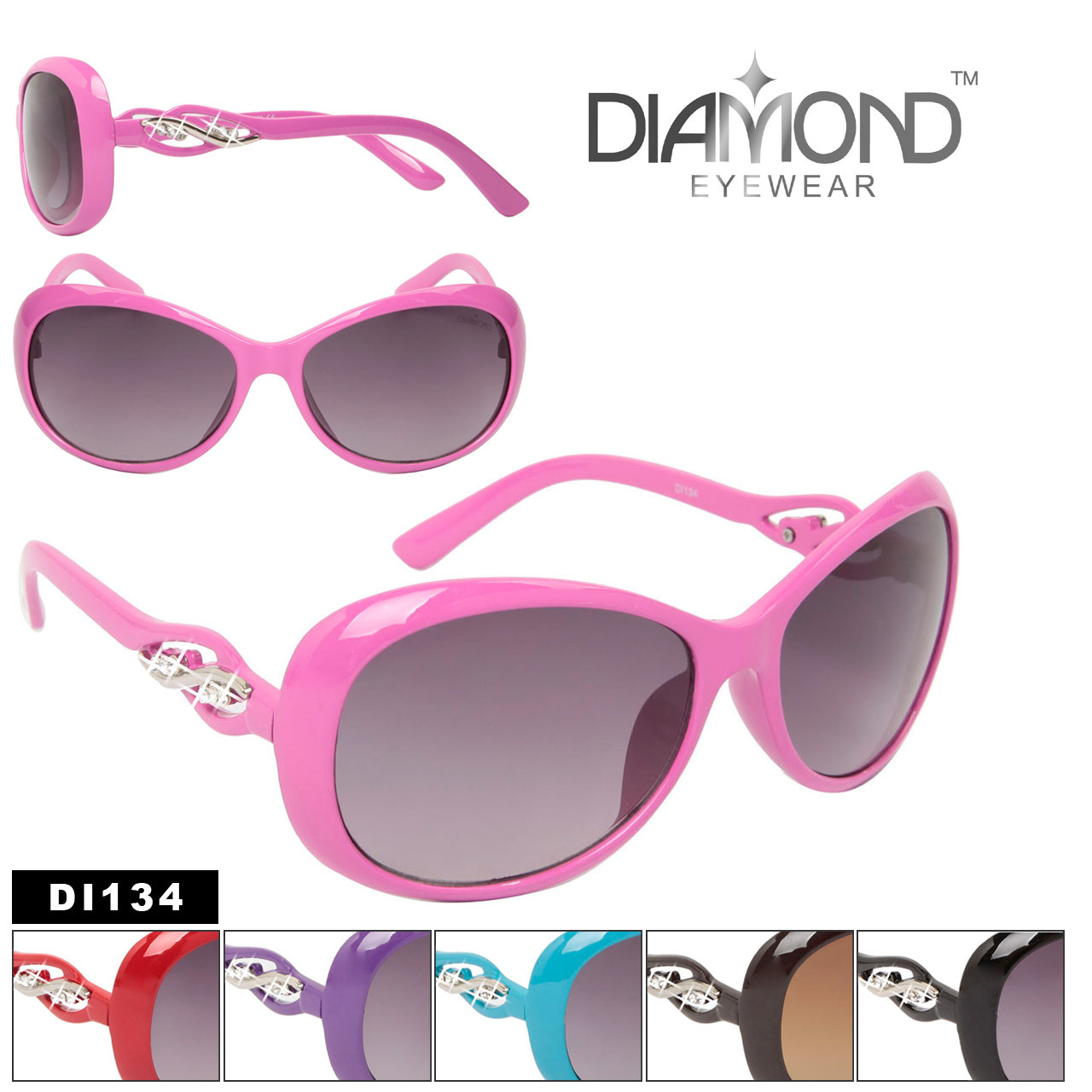 DI134 Diamond Eyewear Sunglasses