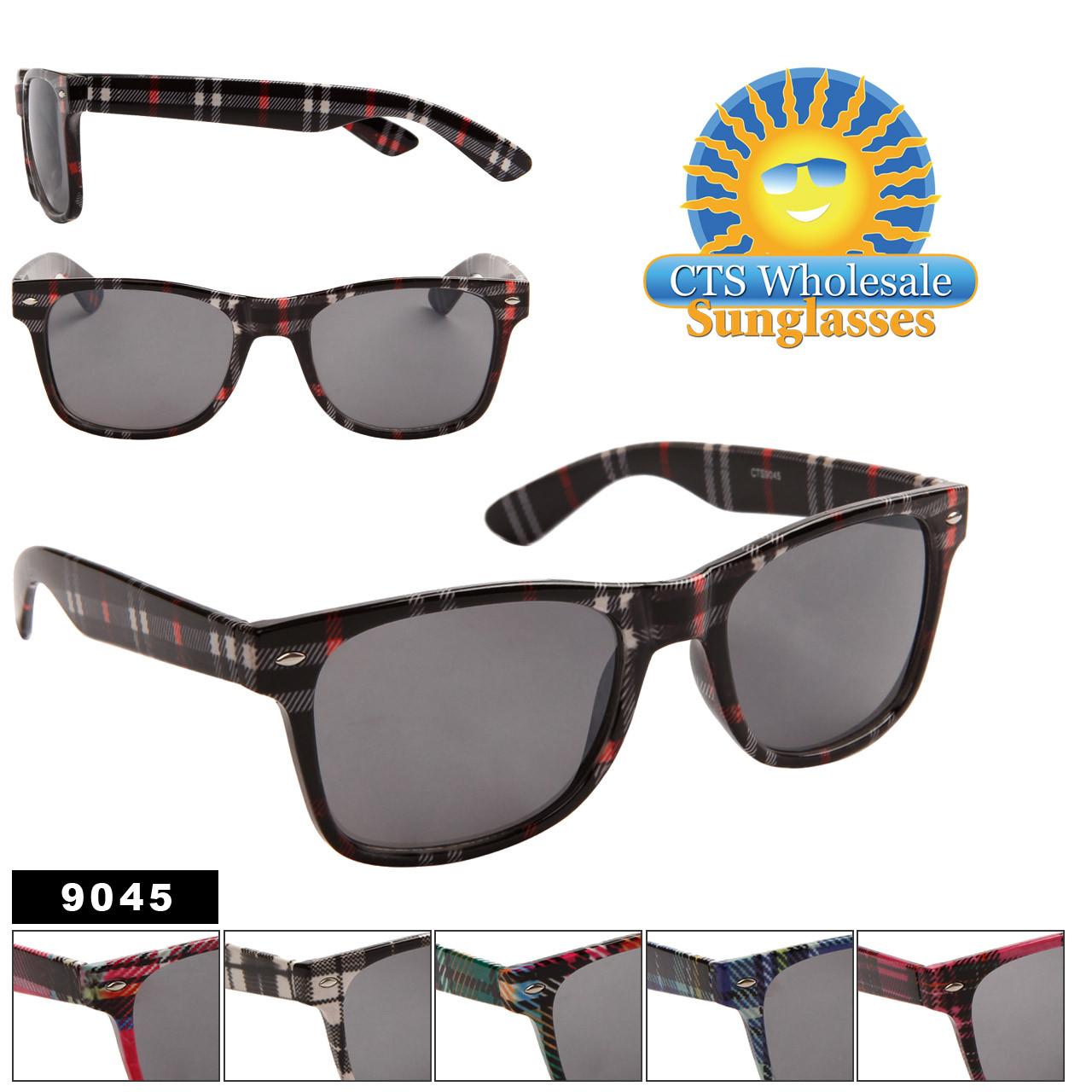 Assorted Plaid California Classics 9045