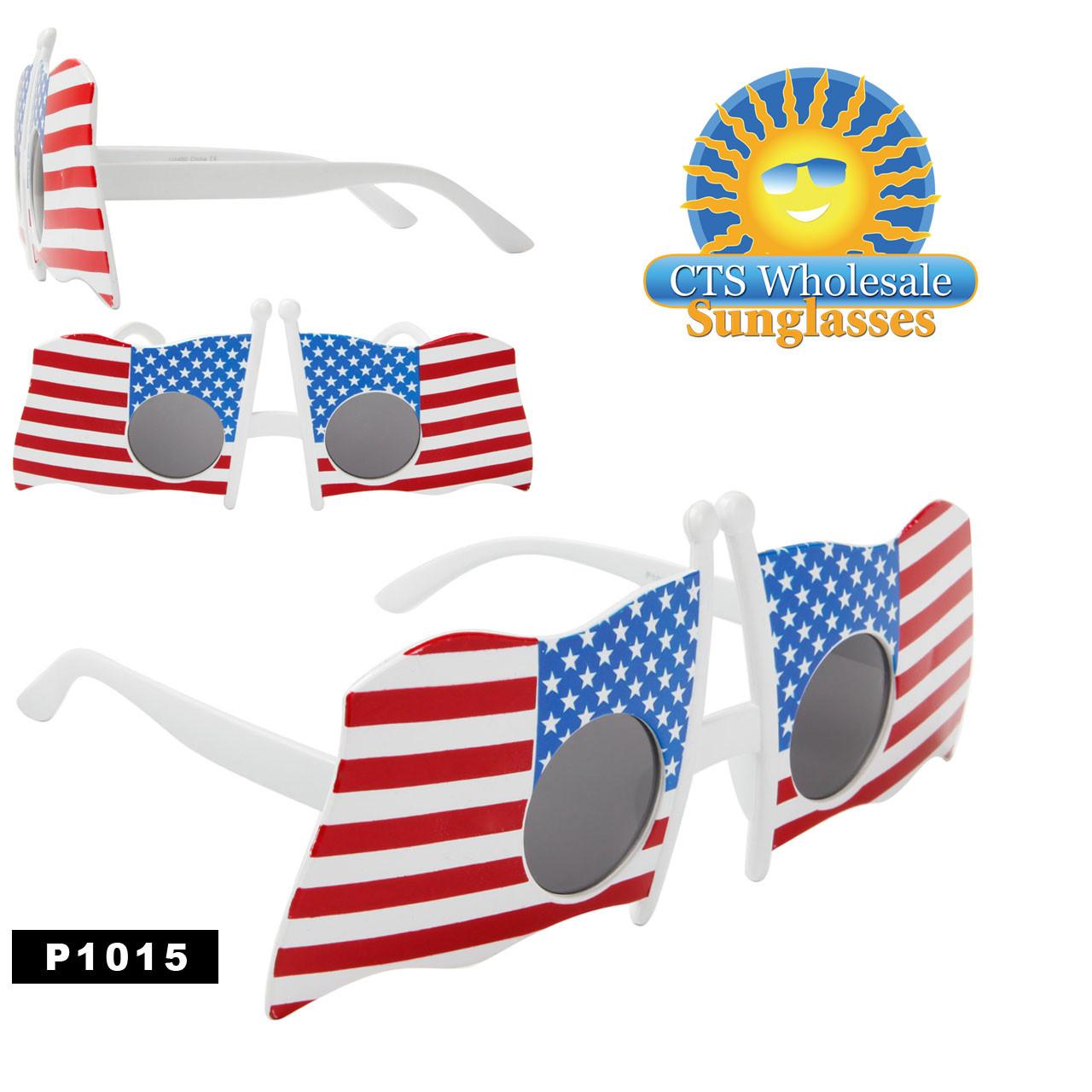 Flag Sunglasses! P1015