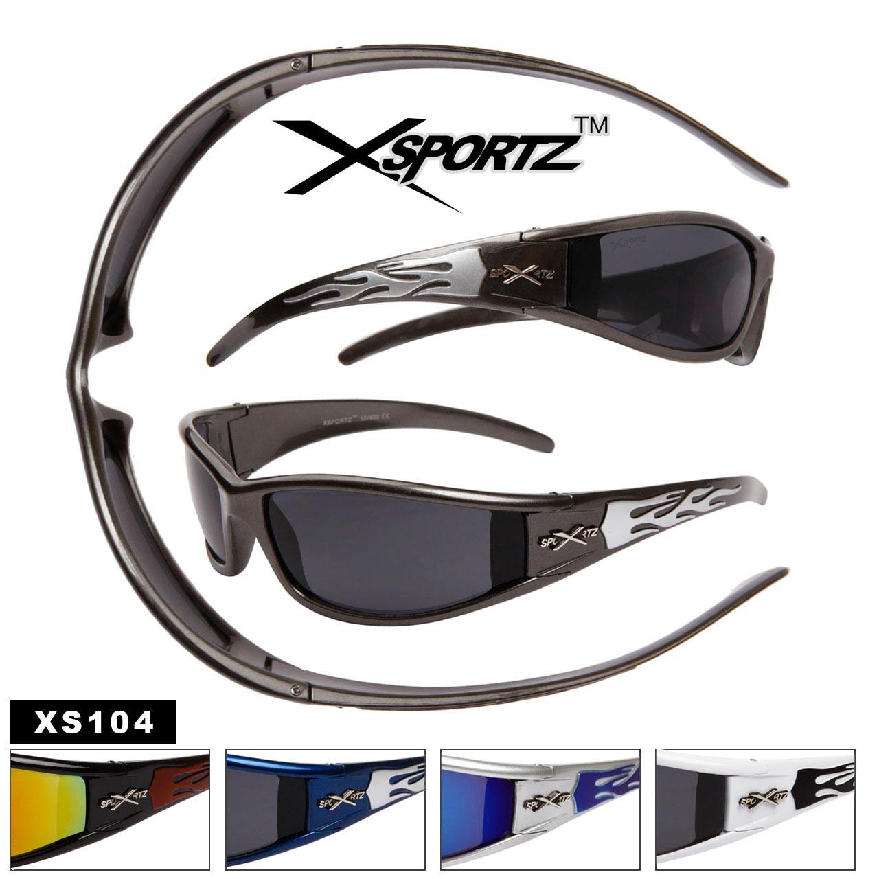 XS104 Xsportz Sunglasses