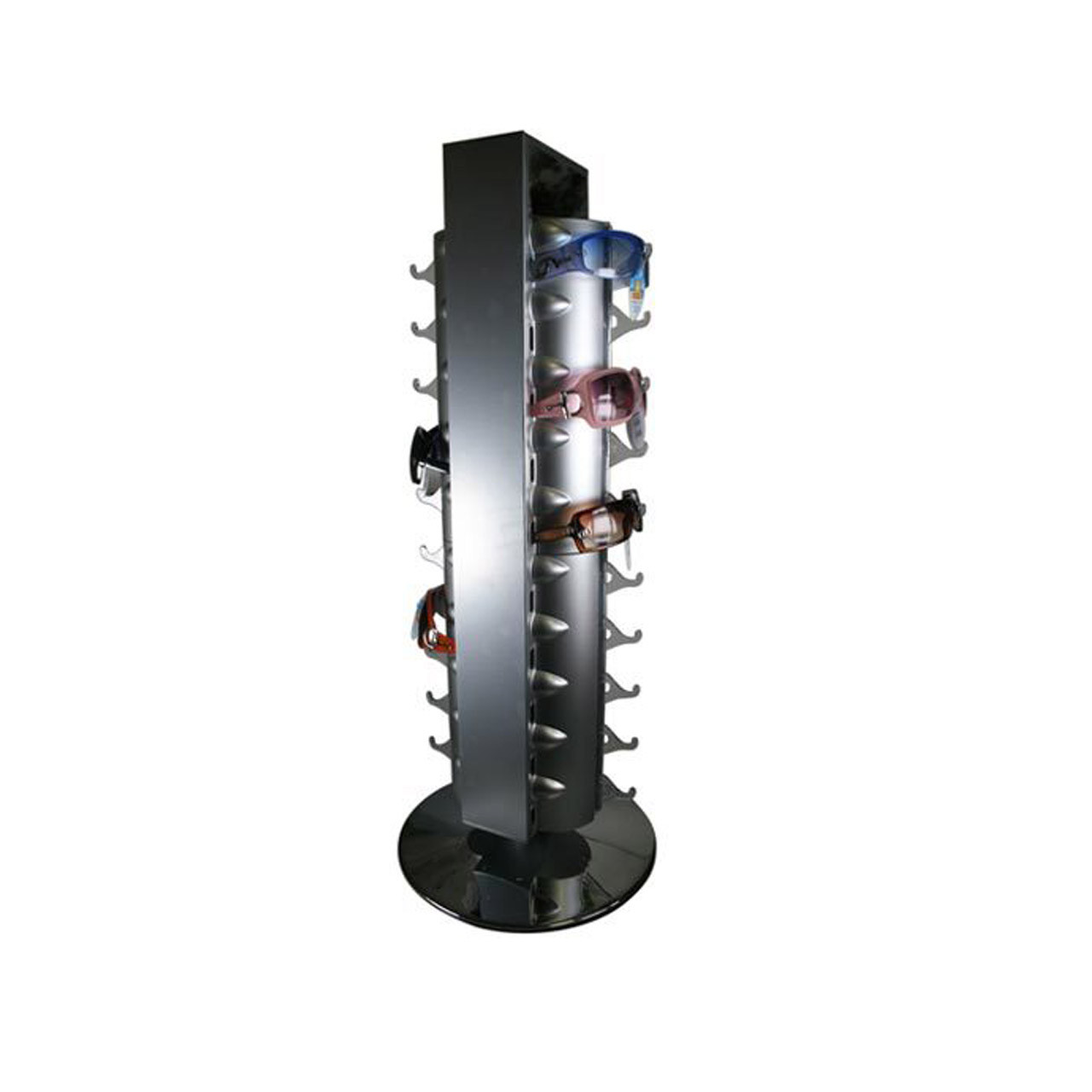 Rotating Counter-Top Sunglass Display   Holds 20 Pair Sunglasses