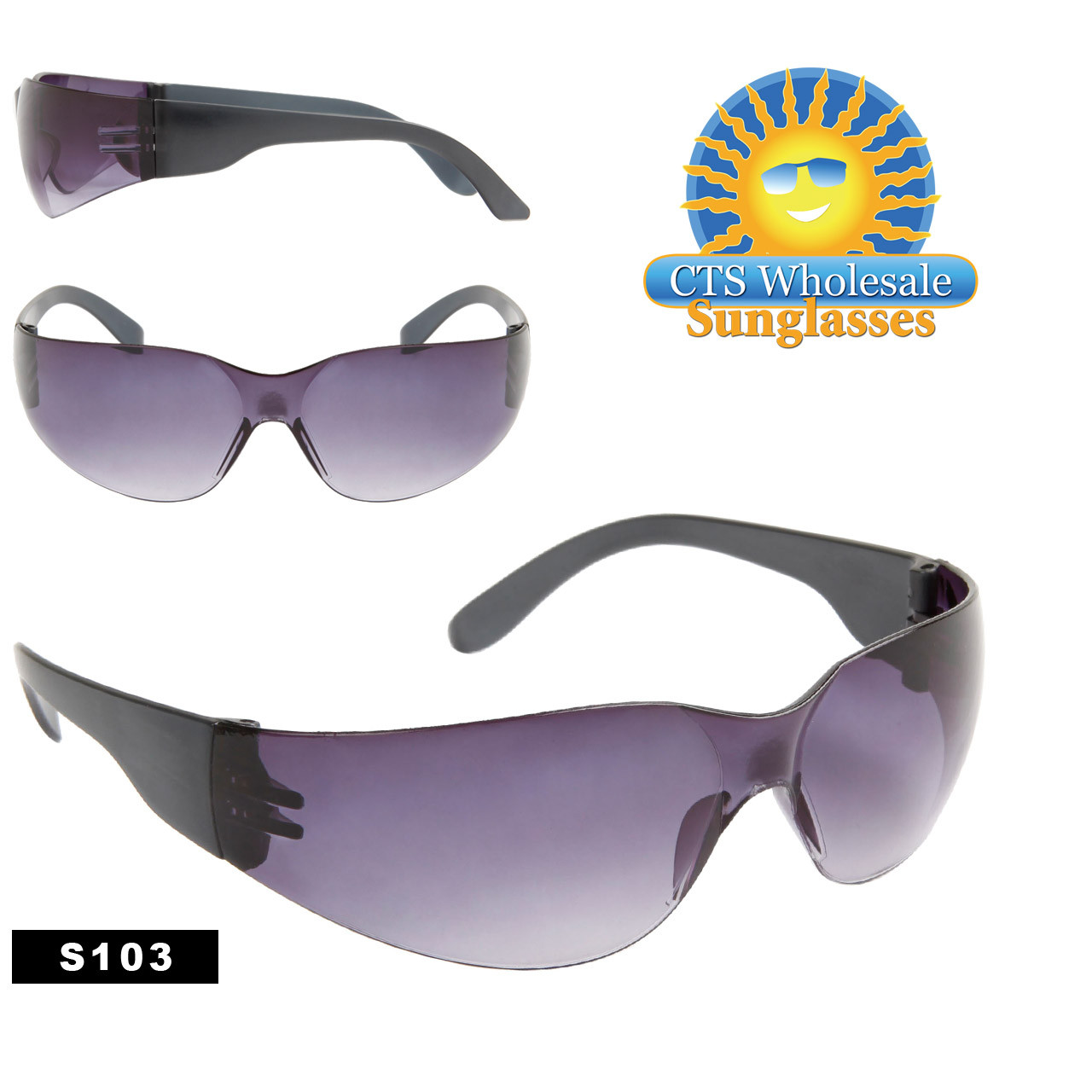 Tinted Safety Glasses S103