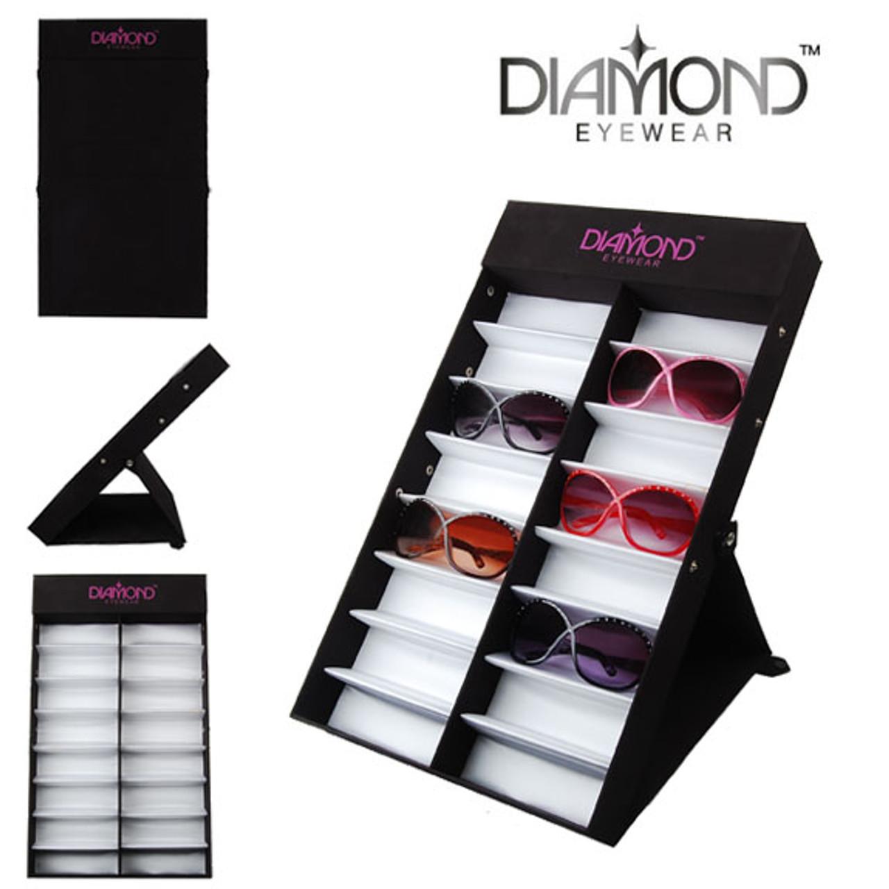 Diamond Eyewear Travel Display for Sunglasses 7065