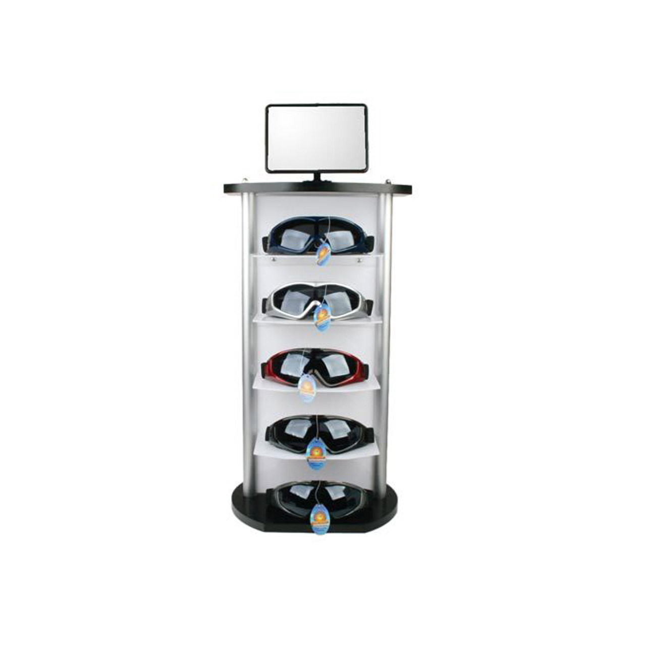 Goggle Display Rack | Counter Top 7062