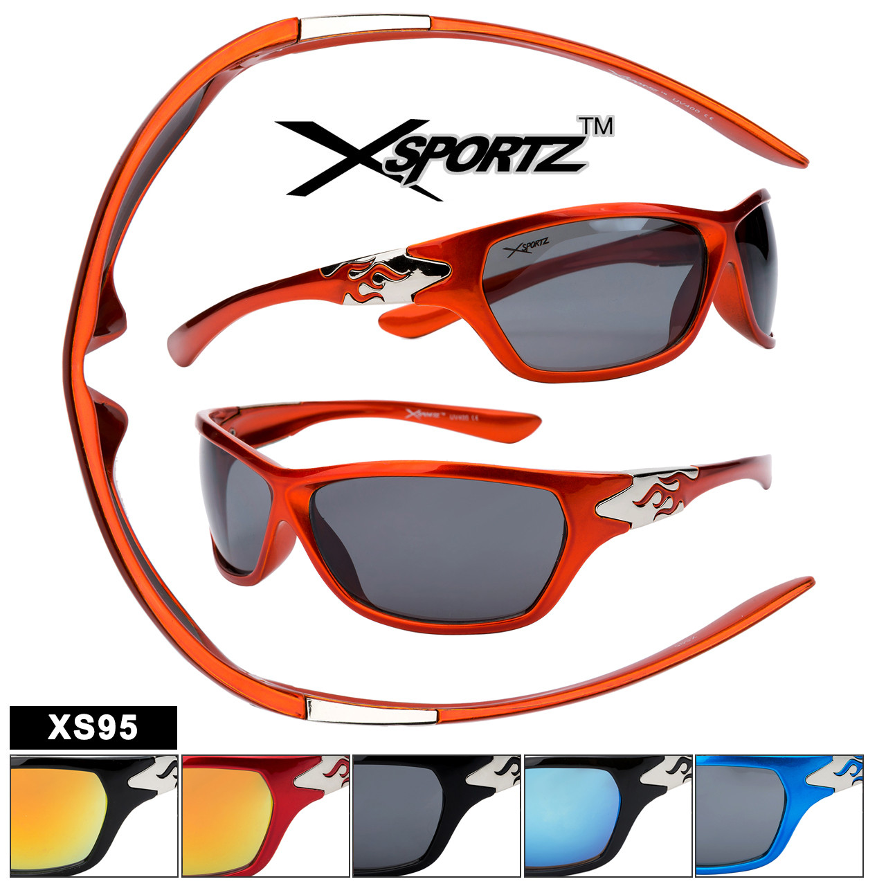 Wholesale Sports Sunglasses XS95