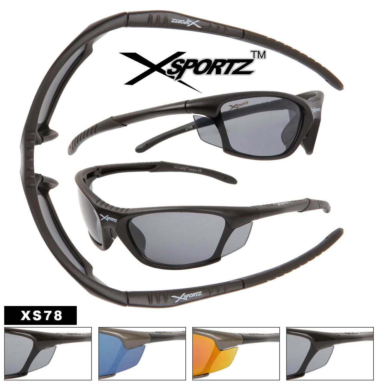 Xsportz XS78 Wholesale Sunglasses